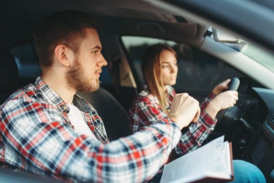 Examen permis de conduite, Marignane
